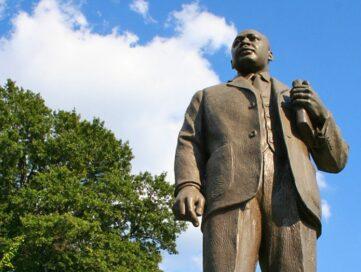 Civil Rights Statue